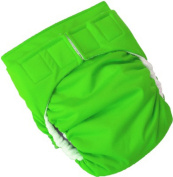 AMP Stay-Dry All In One Nappies Lime Small 2.7-6.4kg