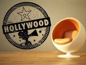 Wall Room Decor Art Vinyl Sticker Mural Decal Movie Video Camera Hollywood Stamp Large AS1856