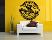 Wall Room Decor Art Vinyl Sticker Mural Decal Country State City West Coast California Stamp AS1855