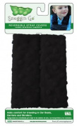 Snuggin Go Reversible Strap Covers, Black