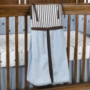 BRANDON BLUE nappy STACKER