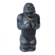 Large Gorilla Money Bank