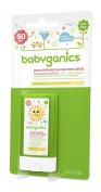 Babyganics Mineral-Based Baby Sunscreen Stick, SPF 50, .1390ml Stick