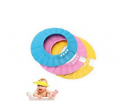 Futuro® One Piece New Shampoo Shower Bathing Bath Protect Soft Cap Hat for Baby Children