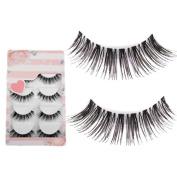 Sanwood 5 Pairs Eye Lash Extension Makeup False Eyelashes