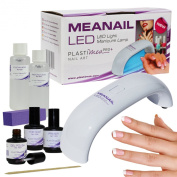 Kit MeaNail - LED Lamp for permanent manicure