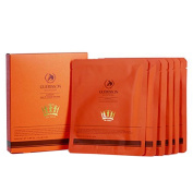 Guerisson Horse Oil Hydrogel Gold Mask 25g-6 Sheets Korean Skin Care Cosmetics