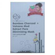 My Scheming - Bamboo Charcoal + Volcano Mud Extract Pore Minimising Mask