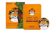 SNP Animal Tiger Wrinkle Mask *10ea