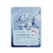 [Tonymoly] Pureness 100 Hyaluronic Acid Mask Sheet 10pc