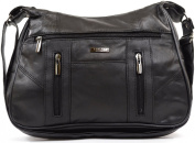 Ladies / Womens Soft Nappa Leather Shoulder / Handbag