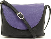Ladies / Womens Leather Handy Cross Body / Shoulder Bag