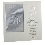 Boy's First Holy Communion photo frame New