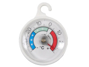 Fridge Or Freezer Thermometer 52 mm Dial, Colour Coded Zones. Ideal For Home, Restaurants, Bars, Cafes