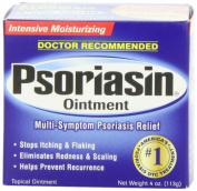 Psoriasin Multi-Symptom Psoriasis Relief Ointment, Intensive Moisturising, 120ml