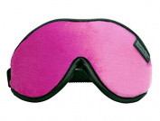 Dream Essentials Escape Sleep Mask with Earplugs and Carry Pouch, Hot Pink