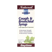 New - Boericke and Tafel Cough and Bronchitis Syrup - 120ml