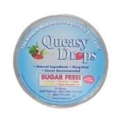 Three Lollies Queasy Drops Sugar Free - 21 Ct, 2 Pack