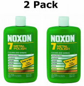 Noxon 7 Metal Polish Cleaner 350ml, 2 Pack