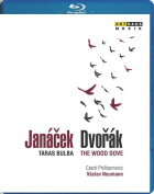 The Wood Dove/Taras Bulba [Region B] [Blu-ray]
