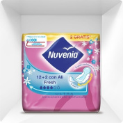 Absorbent with Wings Ultra Fresh 14