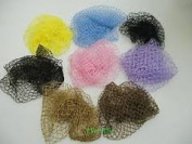 Roller Sleep In Hair Net x 2 yellow