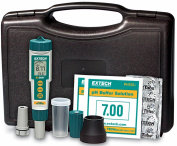 Extech EX800 ExStik 3-in-1 Chlorine, pH, Temperature Kit
