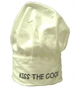 Maison Plus Chef Hat - Kiss the Cook