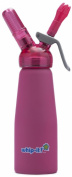 Whip-it! Sv Plus-03 Professional Plus 1/2-litre Whipped-cream Dispenser, Pink