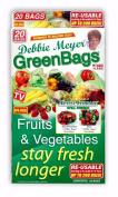 Debbie Meyer GreenBags - 20 pack