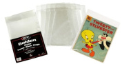 (100) Golden Age Mylar Comic Sleeves - 2 Mil Thick - BCW