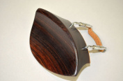 Musaica Imports Messiah Chinrest for Viola in Rosewood