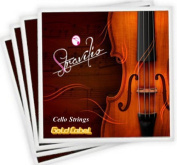 Full Set Of High Quality Cello Strings Size 4/4 & 3/4 Cello Strings, A D G & C