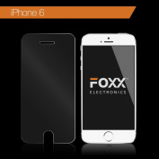 Iphone 6 12cm Tempered Glass Screen Protector Excellent Fitting Premium 9H Tempered Glass Screen Protector Featuring Anti-scratch, Anti-fingerprint, Bubble Free, Explosion-proof and Pressure-resistant Features By Foxx Electronics