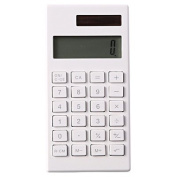 MOMA MUJI CALCULATOR - 10 DIGIT - WHITE