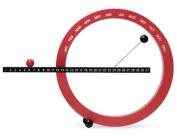 Perpetual Calendar Small, Red