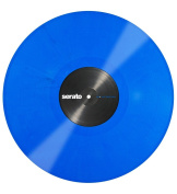 Serato Performance Series Official Control Vinyl (Pair) - Blue