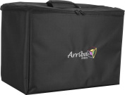 Arriba Padded Multi Purpose Case Atp-19 Top Stackable Case Dims 19X12Inches X 36cm