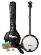 Washburn Banjo Starter Kit