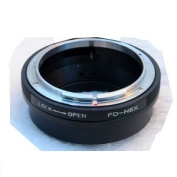 Canon FD Mount to Sony NEX E Adapter Ring