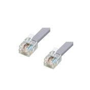 RJ11 Male BT Broadband Cable ADSL Modem Router Lead 3m