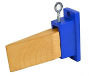 Jewellers Bench Pin with Metal Mounting Holder Jewellery Making Tool Watchmaker