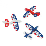 USA Gliders (48 Pack) Foam.