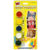 Face Paints Face Paint Set Washable Face Painting Kit Kids Body Paints Non Toxic 5 Colours