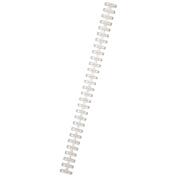 Lihit Lab., Inc. twist ring binding for binding tool 1 set = 4 pieces B5 29 holes N1818