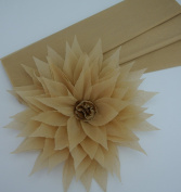 Crepe Paper Light Brown 10 Sheets Art Project Crepe Paper Flower Crepe Paper