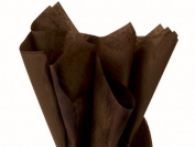 Espresso Tissue Paper 50cm X 80cm - 48 Sheets Pack