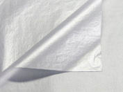 Metallic SILVER Tissue Paper 20 X 30 - 48 Sheets