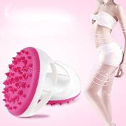 Soft Handheld Bath Shower Body Anti Cellulite Massager Brush Glove Relaxing Spa Brush
