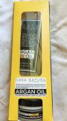 Argan Oil Shower Gel & Body Butter 2 pc set from Casa Natura, Vitamin E, Shea Butter